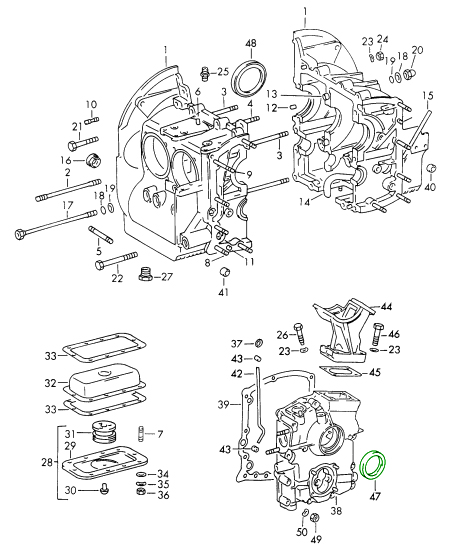 1976 porsche 912e engine diagram  porsche  auto wiring diagram