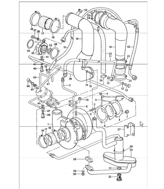 turbo wastegate vacuum diagram