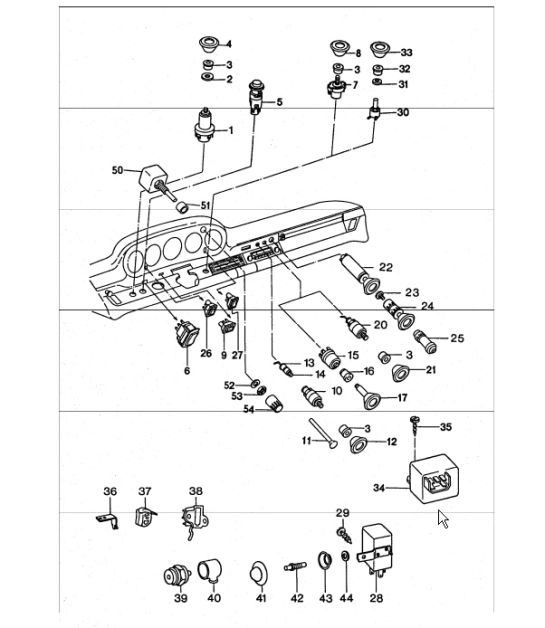Switch 911 Turbo 197577: 84 Porsche 944 Fuse Box Diagram At Ultimateadsites.com