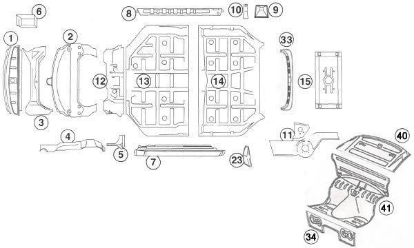 ford taurus wiring diagram amazing  ford  auto wiring diagram
