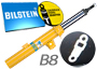 Porsche 997 MKI (911) 2005-08 997 Carrera 4 3.6L 2005>> Bilstein SPRINT B8 (Cars with PASM Button)