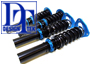 Porsche 996 (911) 1997-05 996 C4 3.4L 1997-08/01 DesignTek D220 Coilover Suspension Kit