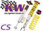Porsche KW Clubsport Coilover Suspension Kits