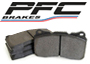 Porsche Cayman 987C / 981C Performance Friction Brakes