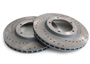 Porsche 911 1965-1989 911 Turbo 3.0L 1975-77 Brake Disc Standard