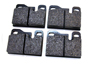 Porsche 911 1965-1989 911 Turbo 3.0L 1975-77 Brake Pads Standard