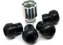 Porsche 924 1977-88 924 2.0L 1979-85 Locking Wheel Nut Kits