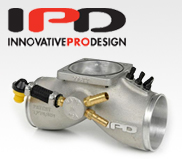 IPD Porsche Plenums improve intake air flow = +Bhp