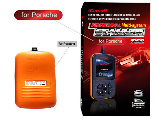 Buy Porsche 991 (911) MK1 2012-2016 ECU Reader / Fault Finder