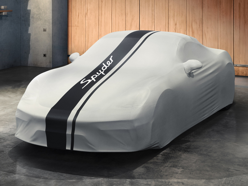 Porsche 981 Spyder 2016-onwards WeatherPRO Car Cover
