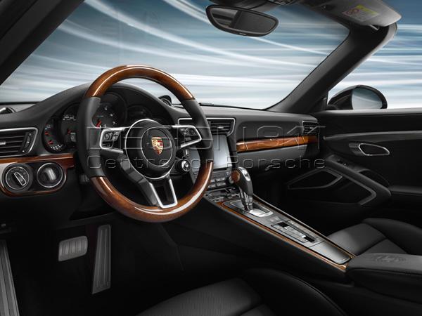 Porsche 991 Interior Package In Mahogany 991044803548yr 991044803568yr 991044803548yr Design 911