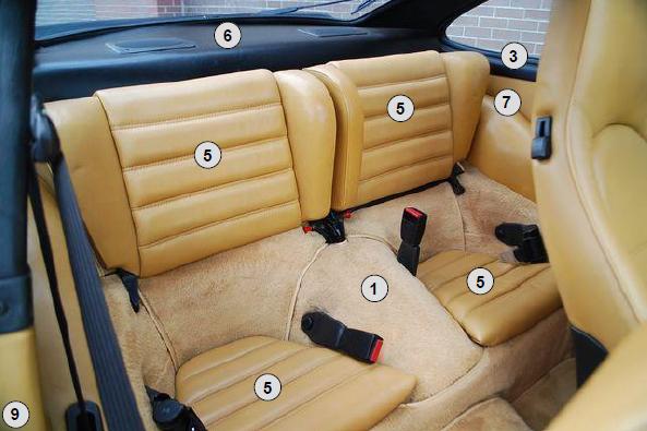 Buy Porsche 911 912 1965 1989 Complete Interior