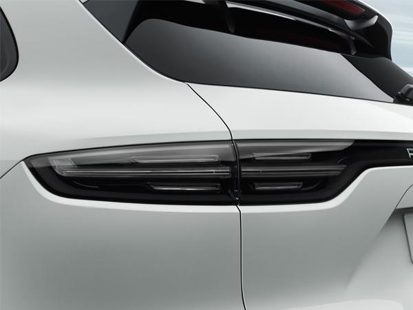 LED Rear lights, Smoked. Porsche Cayenne (9YA) 9Y004490000