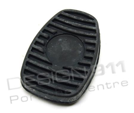 GENUINE PORSCHE FOOT PEDAL RUBBERS 356 911 914 964 993 x2 CLUTCH /& BRAKE PEDAL