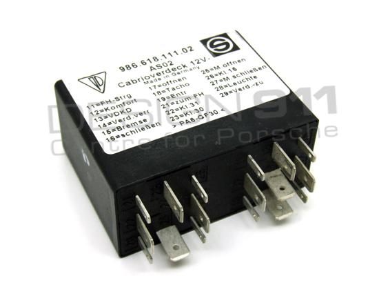 2002 porsche boxster wiring diagram cabrio hood relay porsche 986 boxster 98661811102 design 911  cabrio hood relay porsche 986 boxster
