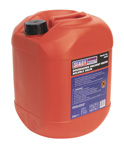 Sealey Degreasing Solvent Emulsifiable 1 x 20ltr