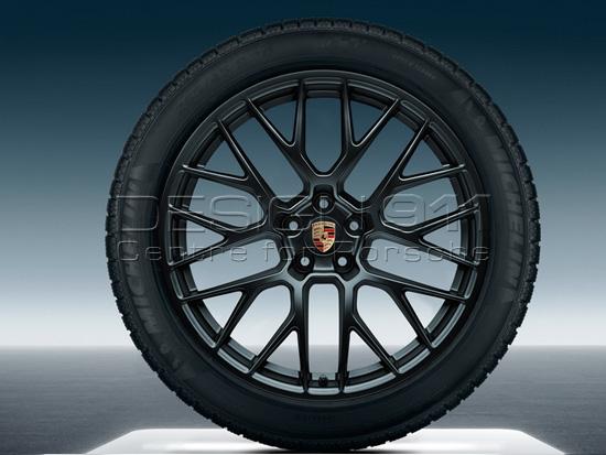 20 Quot Macan Rs Spyder Design Alloy Wheels Amp Winter Tyres
