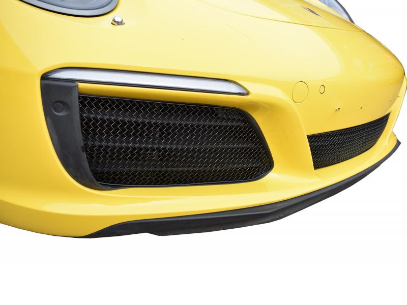 ZUNSPORT BLACK GRILLE SET for PORSCHE CARRERA 991.2 GTS 2017
