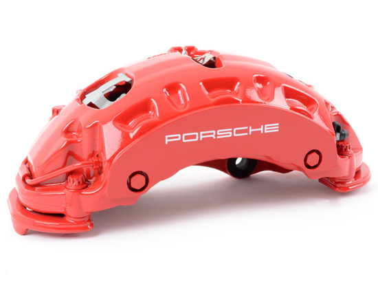 Brake Caliper Front Porsche Cayenne 957 Turbo 2008