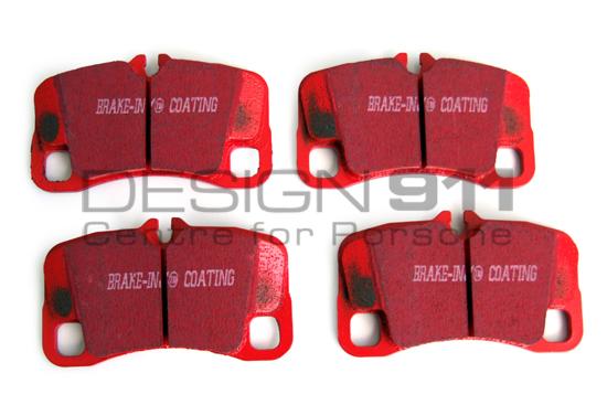 Ebc Front Redstuff Brake Pads Fast Road Dp3997C