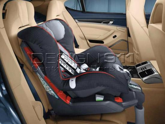 Buy Porsche Macan Child Seats