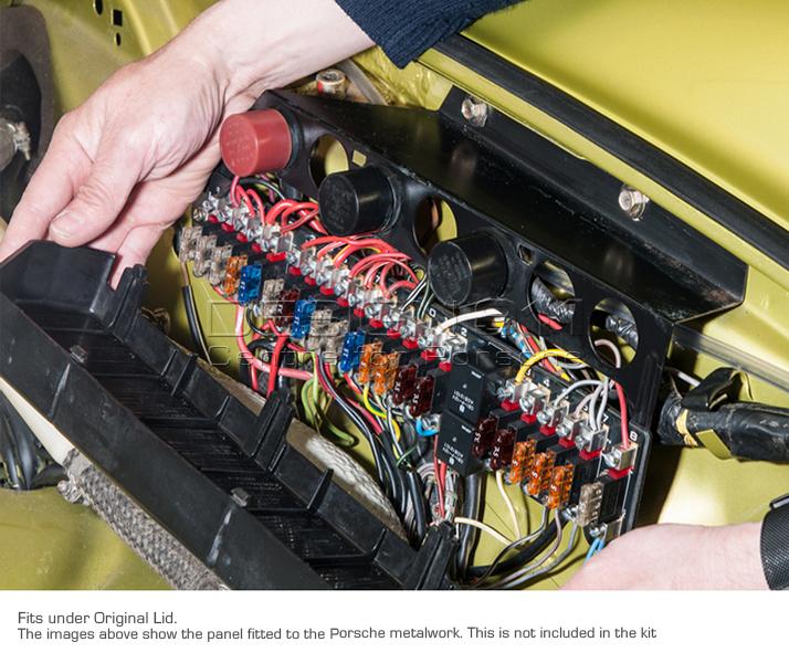 Buy Porsche 911  912  1965  Fuses