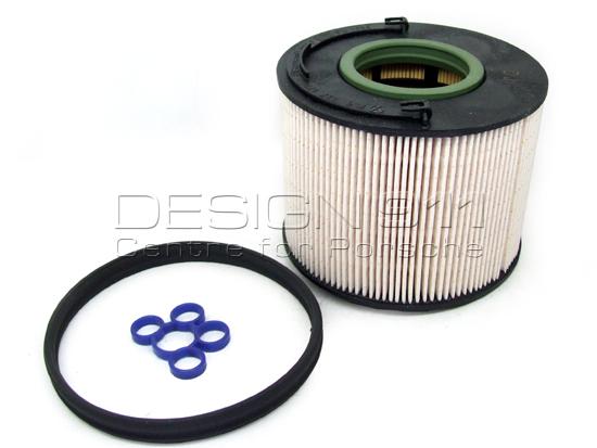 Fuel Filter. Porsche Cayenne 3.0L V6 Diesel 95511013400 - 95511013400 |  Design 911Design 911