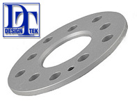 Wheel Spacers shims 3/5/7mm 5/130 for Porsche stud Pattern *DesignTek